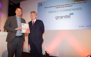 Granite Awarded Retirement Planning Accolade
